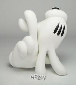 Og Slick La Hands 3 Mickey Mouse Limited Edition #152 / 500 Not Obey Banksy