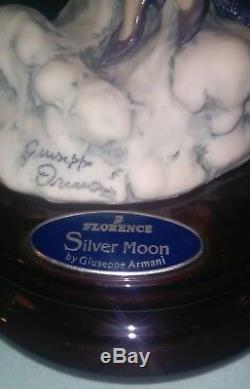 Original Florence Giuseppe Armani figurines Ltd Ed Stardust, Silver Moon, @ Comet