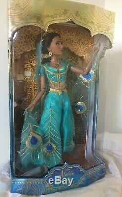 PRINCESS JASMINE Disney Store Limited Edition Doll NEW 2019