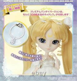 Pullip Princess Serenity Premium Bandai Limited Edition Sailor moon with necklace