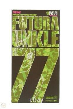 RARE! Futura 2000 Unkle77 Pointman 12Figure Nosferatu Ltd Mowax Medicom Toy