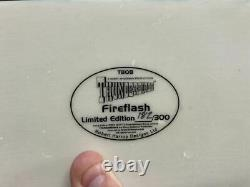 RARE Robert Harrop TB08 Limited Edition Thunderbirds Fireflash Figurine number