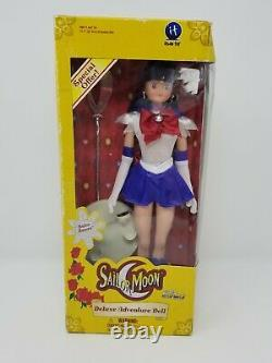 RARE Sailor Saturn Doll 2001 Irwin Toys Limited Edition Sailor Moon New Open Box
