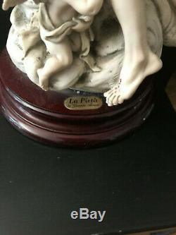 REDUCED! Giuseppe Armani Figurine La Pieta #802-C Limited Edition