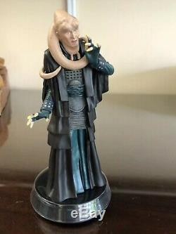 Rare Star Wars Jabba the Hutt Throne Room Gentle Giant With Slave Leia/Bib Ltd Ed
