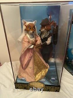 Robin Hood Maid Marian Disney Fairytale Series Limited Edition Doll