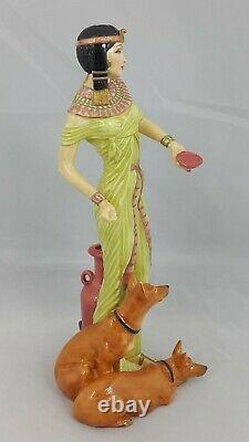 Royal Doulton Figurine Egyptian Queen Ankhesenamun HN4190 Ltd Ed