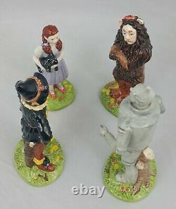 Royal Doulton Figurines The Wizard of OZ Collection Ltd Ed CoA