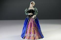 Royal Doulton HN 3142 Queens Of The Realm Mary Queen Of Scots Ltd Ed Excellent