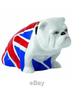 Royal Doulton Jack Skyfall Bulldog 007 Limited Edition Figure DD007 Boxed
