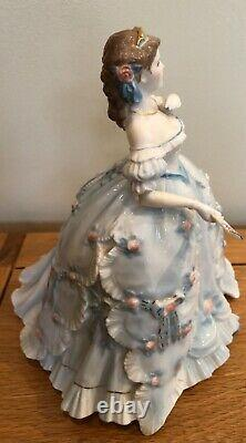 Royal Worcester First Quadrille figurine. Limited Edition