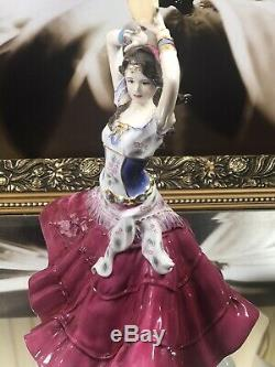 Royal Worcester Gypsy Princess Limited Edition