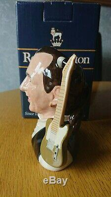 STATUS QUO Francis ROSSI Rick PARFITT Limited Edition ROYAL DOULTON TOBY Jugs
