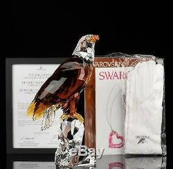 SWAROVSKI Figurine Numbered Limited Editions 2011 Bald Eagle1042762