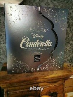 Saks Fifth Avenue Limited Edition Cinderella Doll