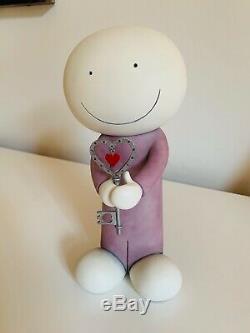 Sculpture Doug Hyde Key to my Heart