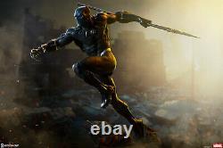 Sideshow Collectibles Marvel Black Panther Avengers Assemble Statue Ltd 1000