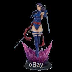 Sideshow Collectibles Marvel Psylocke Premium Format Figure Statue Ltd to 1200
