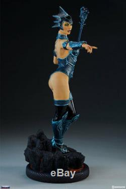 Sideshow Collectibles Masters Of The Universe Classic Evil-lyn Statue Ltd To 750