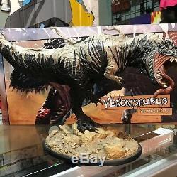 Sideshow Marvel Venom Venomsaurus Rex Figure, Limited Edition 17/500