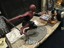 Spiderman Statue By Idea Planet Limited Edition