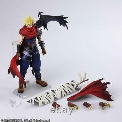 Square Enix Bring Arts Final Fantasy 7 Cloud Strife Another Form Variant Limited