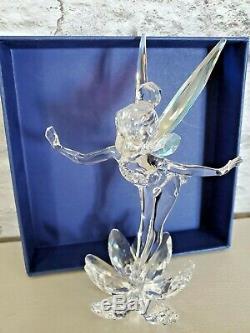 Swarovski 2008 Limited Edition Disney Tinkerbell Crystal Figurine