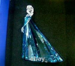 Swarovski Crystal Elsa Frozen Limited 2016 Figurine Retired LIMITED EDITION Mint