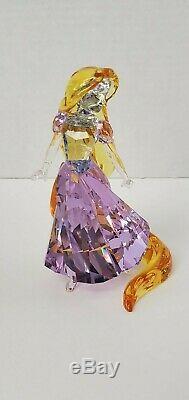 Swarovski Crystal Rapunzel Limited Edition 2018 Disney Figurine 5301564