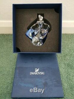 Swarovski Disney Cinderella Limited Edition 2015 Crystal Figurine 5089525 Rare