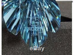 Swarovski Disney Elsa Frozen Figurine Limited Edition 2016 #5135878