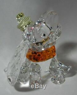 Swarovski Silver Crystal Dumbo 2011 Limited Edition Mint 1052873 Reduced