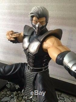 Syco Mortal Kombat Smoke Premium Format Statue Limited Edition Display Piece