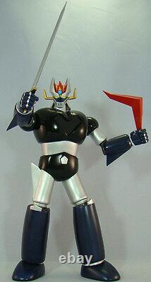 THE GREAT MAZINGER 12 inch VINYL figure Limited Edition Imported from JAPAN MIB