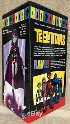 Teen Titans RAVEN Limited Edition Maquette #417/800 w COA DC Direct Statue MIB