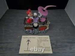 Tim Burton's The Nightmare Before Christmas Jack Bobble Figurine Ltd 1300