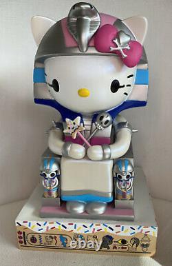 Tokidoki x Hello Kitty Kittypatra PLATINUM 10 Limited Edition Comic Con