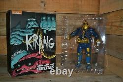 Trap Toys Krang Run the Jewels TMNT Limited Edition Figure, Brand New