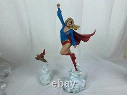 Tweeterhead DC Comics Super Powers Supergirl Limited Edition 16 Scale Maquette