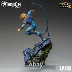 Tygra Thundercats Statue Iron Studios Figure Limited Edition 80s Mint BDS 110