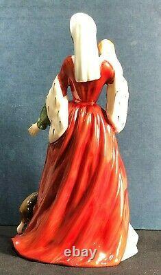 Very Rare Boxed Royal Doulton Anne Boleyn Limited Edition Hn 3232