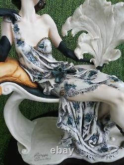Very Rare Giuseppe Armani Figurine Elegance 1180E Limited Edition 89/250