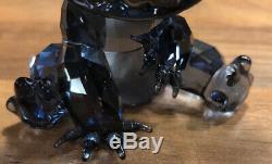 Very Rare Limited Edition Swarovski Crystal Disney Stitch Figurine Discontinued