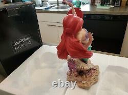 Vintage ARIEL 4024308 Disney Showcase Ltd Ed Grand Jester Figurine MIB RARE