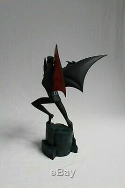 WARNER BROS BATMAN BEYOND ANIMATED MAQUETTE Limited Edition Mint