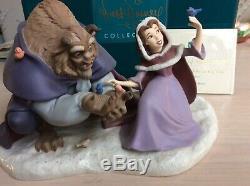 WDCC Beauty & Beast Shudder at my Paw Walt Disney Classics Collection Ltd Ed
