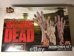 Walking Dead Gentle Giant Bookends Set (limited edition)