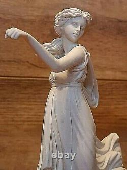 Wedgwood''Dancing Hours'' Limited Edition Figure First In The Series
