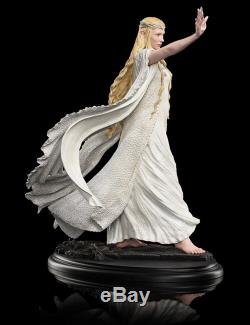 Weta Hobbit 1/6 The Lady Galadriel At Dol Guldur Limited Edition Statue