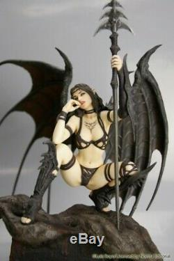 YAMATO BLACK TINKERBELL PVC Ver. Statue Fantasy Figure Gallery Limited Edition